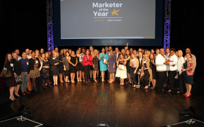 Rebecca Co-chairs AMA Houston Marketer of the Year Awards