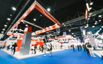 On The Trade Show Floor: 8 Do's and Don'ts for Drawing Attendees to Your Booth